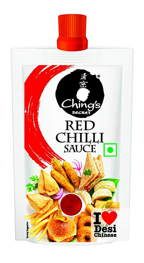 Chings Red Chilli Sauce 210G
